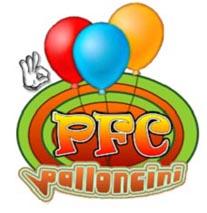 ogni festa è una gran festa con palloncini lucarelli